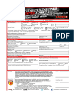 Form Membership United Indonesia