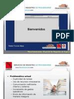 Presentacion Comite de Proveedores - CAPECO