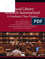 2011 School Library Impact Study