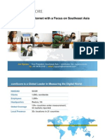 ComScore State of the Internet Southeast Asia March 2011