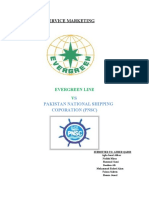 Report of Service Marketing