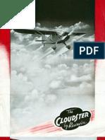 Rearwin Cloudster Monoplane (1939)