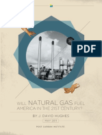 Will Natural Gas Fuel America in the 21st Century?