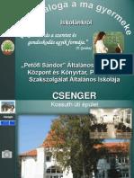 Petőfi Sándor ÁMK Iskolájának bemutatása 2011