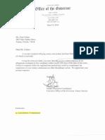 Erin Cullaro Response to Notary Complaint