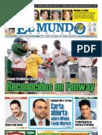El Mundo Newspaper
