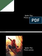 Spider Man Activity 1