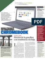 EDH-Economía a la vista-Ordenadores portátiles Chromebook-120511
