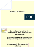 Tabela Pedriódica