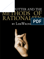 Harry Potter and the Methods of Rationality 1-70