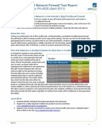 NSS Labs Report 2011