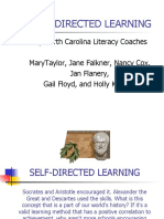 Self-directed Learning Ppt