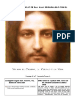 PHD Paralelo con evangelio de Juan