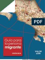 Guia de La Poblacion Migrante