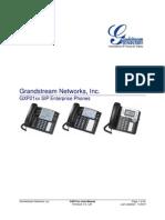 Gxp21xx User Manual English