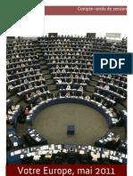 Bilan de La Session Mai 2011