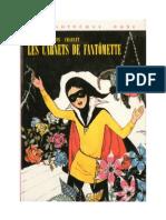 Fantomette Les Carnets de Fantomette Georges Chaulet