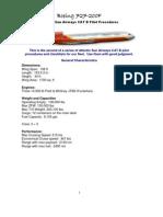Checklist b727f