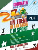 Manifesto ITDF 2011 - 12 Maggio B