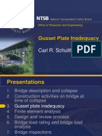 4 v 7 Gusset Plate Inadequacy