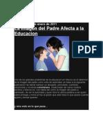 La Problematic A de La Educacion en Mexico