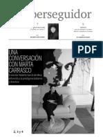 El perseguidor 44 - revista de limba spaniola din Tenerife