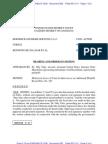 Hornbeck v. Salazar - Motion to Intervene Filed by Taitz Denied - 5/12/11