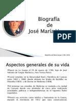 Biografia Jose Maria Vargas