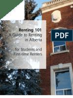 Renting 101