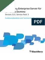 Blackberry Enterprise Server for IBM Lotus Domino T305802 1276566 0402040031 003 5.0.3 De