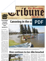 Front Page - May 13, 2011