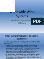 Biology 3709 - Wind Presentation