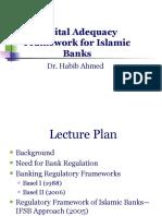 Capital Adequacy in Islamic Banks