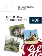 Reactors Refinery