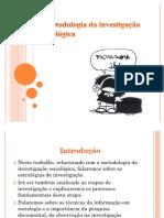 Sociologia nº4 e 5 12ºD