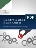 Research Report - Executive Coaching in Latin America
