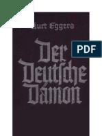 Eggers, Kurt - Der Deutsche Daemon (1937, 43 S., Text)