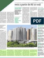"""Canal do Crédito no Jornal """"A Tarde"""" - BA"""