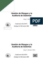 Gestion de Riesgos y La Auditoria de Sistemas[1]