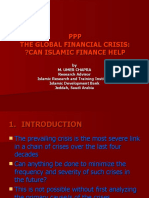 International Financial Crisis and Islamic Finance