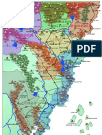Rokugan Map