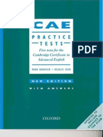 Cae Practice Tests 1