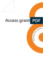 Berkeley Science Review 20 - Access Granted