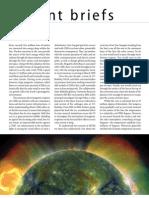 Berkeley Science Review 20 - Sun Storms