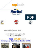 Snaptech EOC + Microtel