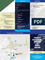 Borang an Seminar Property Management