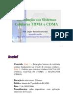 Apostila - Sistemas de Telefonia Celular TDMA e CDMA (Inatel)