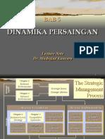 Bab 5 Dinamika Persaingan
