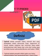 Ppt Typhoid