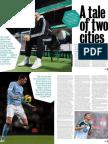 Football+ interview with Edin Dzeko